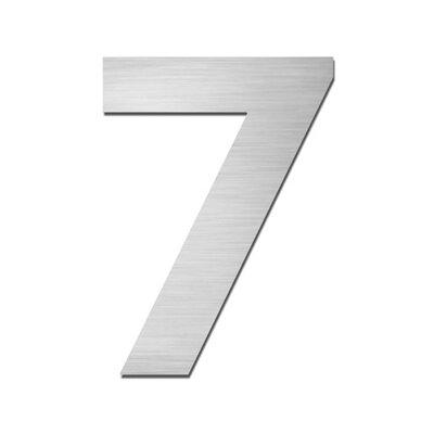Serafini Einschlagbare Hausnummer 7