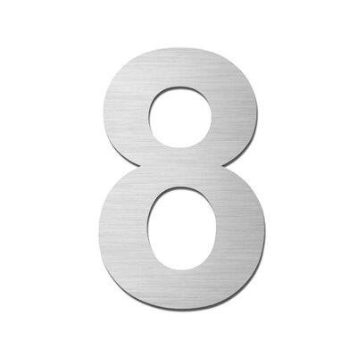 Serafini Einschlagbare Hausnummer 8