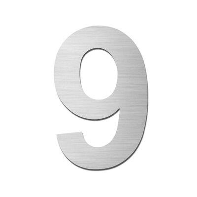 Serafini Einschlagbare Hausnummer 9