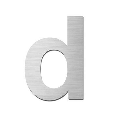 Serafini Einschlagbare Hausnummer d