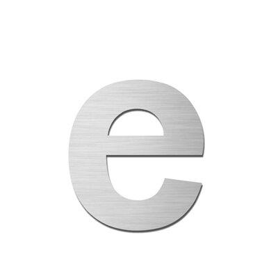 Serafini Einschlagbare Hausnummer e