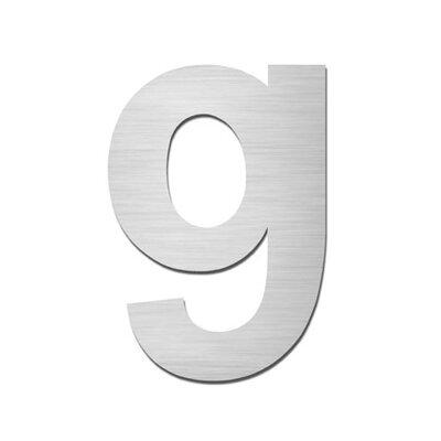 Serafini Einschlagbare Hausnummer g