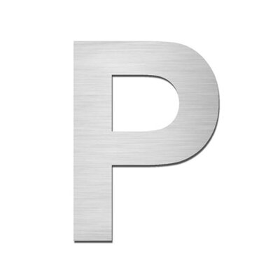 Serafini Einschlagbare Hausnummer p