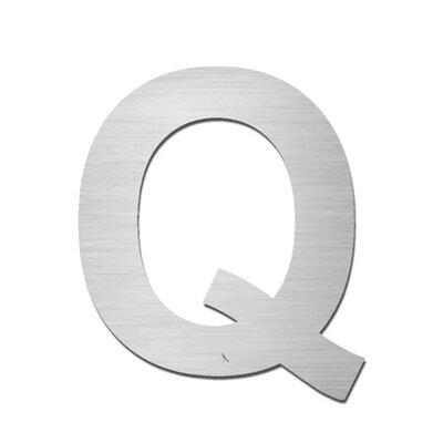 Serafini Einschlagbare Hausnummer Q