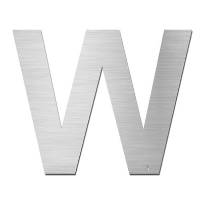 Serafini Einschlagbare Hausnummer W