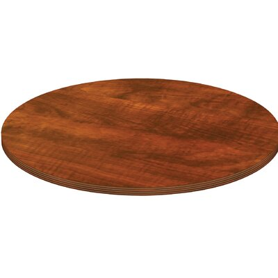 """Chateau Table Top Size: 3.3"""" H x 50.4"""" W x 50.4"""" D"""