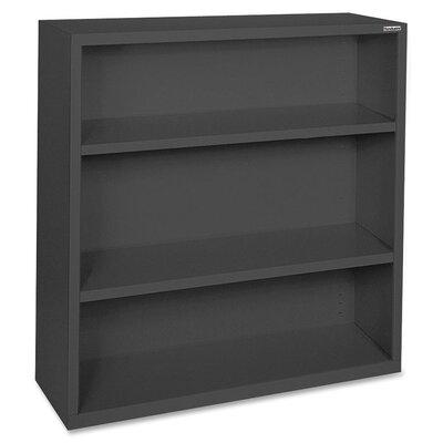Fortress Standard Bookcase Color: Black