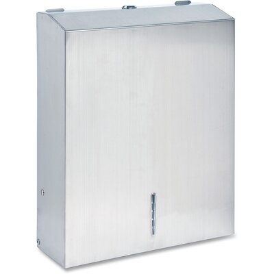 C-Fold/Multi Towel Cabinets, Stainless steel