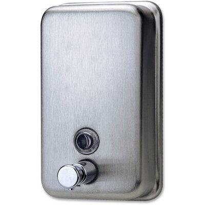Stainless Steel Soap Dispenser, Stainless steel