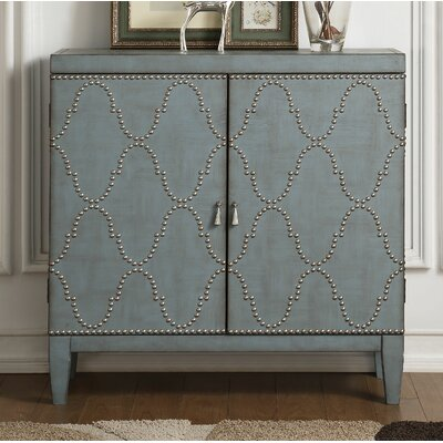 Winnett Console Table Color: Antique Blue
