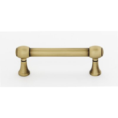 "3"" Center Bar Pull Finish: Antique English Matte"