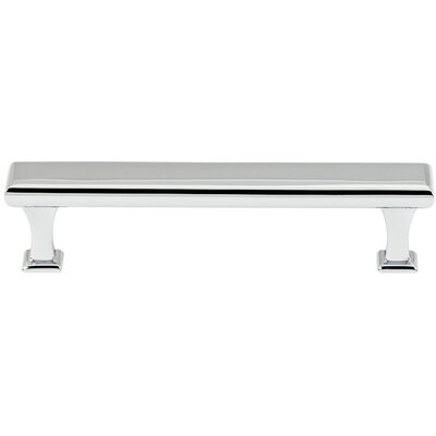 "Manhattan 4"" Center Bar Pull Finish: Polished Chrome"