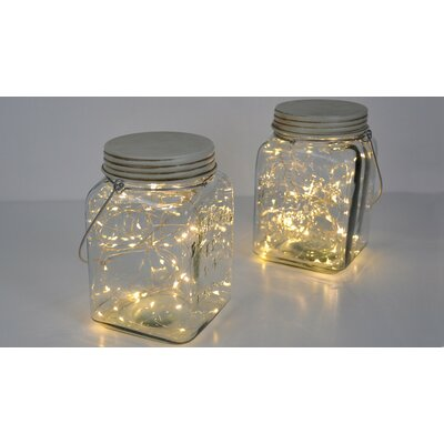 HeadSprung Cosmic Glass Lantern