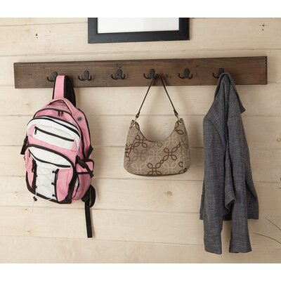 Fallon Wall Mounted Coat Rack