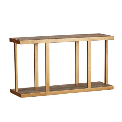 Lago Vista Reclaimed Elm Console Table