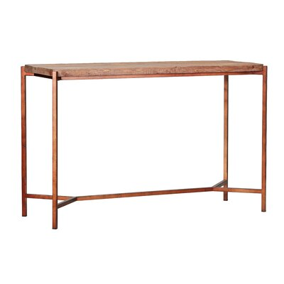 Gagner Reclaimed Pine Console Table