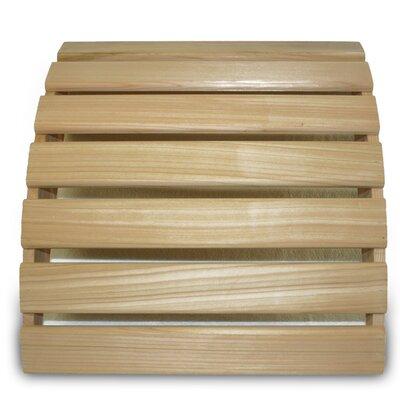 Cedar Sauna Pillow