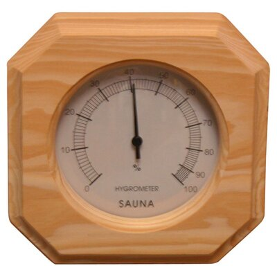 Deluxe Hygrometer