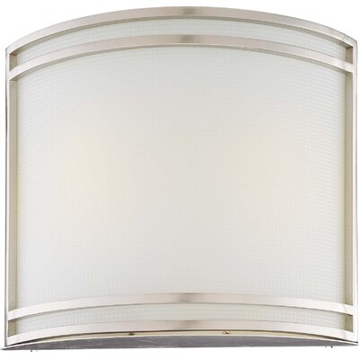 Minka Lavery Concave 2 Light Wall Sconce
