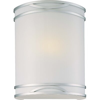 Minka Lavery 1 Light Wall Sconce with Etched Glass
