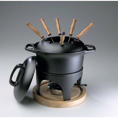 Gense Le Gourmet Cast Iron Fondue Set