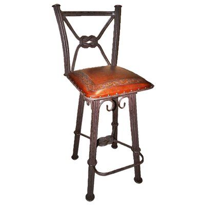 "Chaucer Traditional 30"" Bar Stool (Set of 2)"