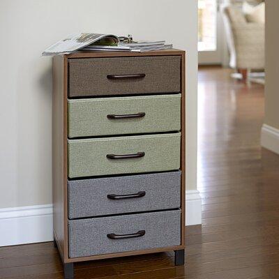 5 Drawer Storage Chest
