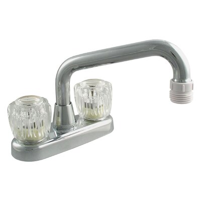 Centerset Faucets with Two Handle Laundry