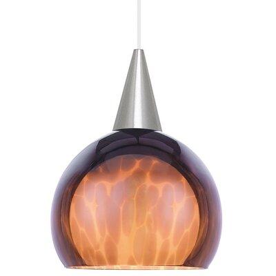 WAC Lighting Flexrail1 1 Light Nova Track Pendant