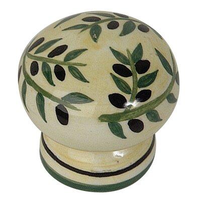 Atlas Homewares Ceramic Round Knob
