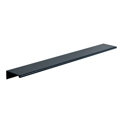 "Successi Tab 12 5/8"" Center Appliance Pull Finish: Black"