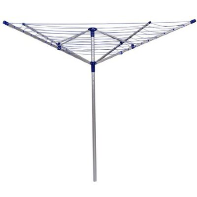 Aosom Outsunny Deluxe Rotary Clothesline & Reviews