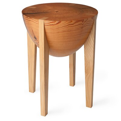 RD Stool Finish: Body:Heart Pine / Legs: Hickory