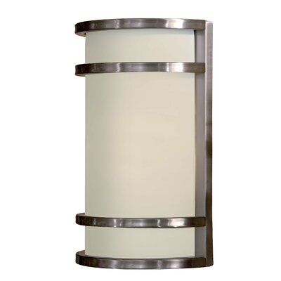 Great Outdoors by Minka Bay View 2 Light Outdoor Flush Mount
