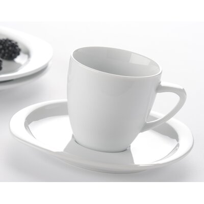 Retsch Arzberg 12-tlg. Kaffeetassen-Set Opal