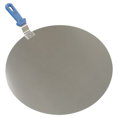 """Pizza Peel with Short Handle Size: Dia 17 3/4"""""""