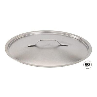 Stainless Steel Rounded Lid (Set of 3) Size: 6.25''