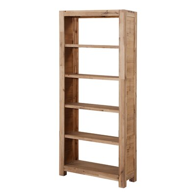 Heartlands Furniture Sahara Tall Wide 180cm Standard Bookcase