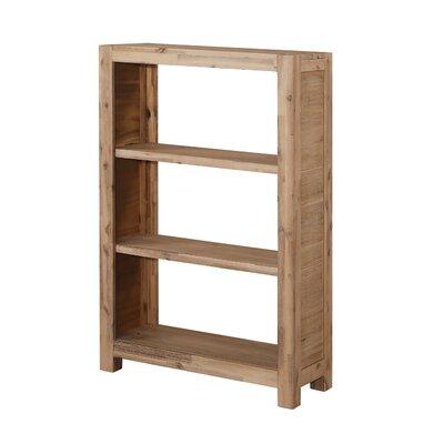 Heartlands Furniture Sahara Wide 120cm Standard Bookcase