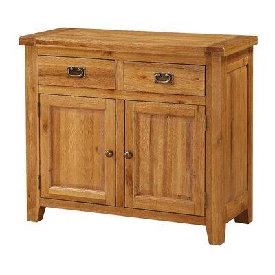 Heartlands Furniture 2 Door 2 Drawer Combi Chest