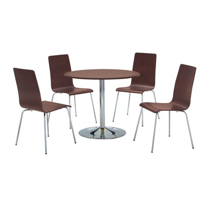 Heartlands Furniture Fiji Dining Table and 4 Chairs