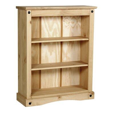 Heartlands Furniture Rustic Corona 100cm Standard Bookcase