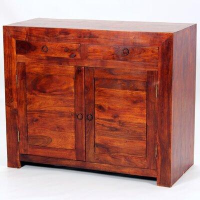 Heartlands Furniture Jaipur 2 Door 2 Drawer Sideboard
