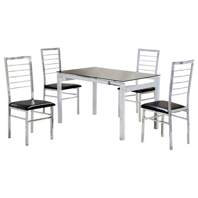 Heartlands Furniture Eton Dining Table and 4 Chairs