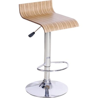 Heartlands Furniture Swivel Adjustable Bar Stool
