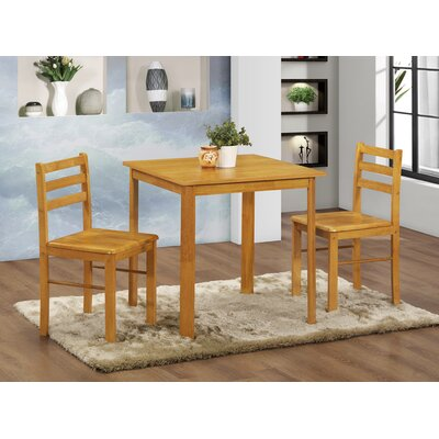 Heartlands Furniture York Dining Table and 2 Chairs
