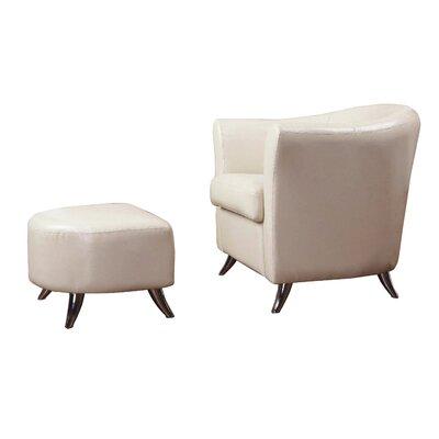 Heartlands Furniture Teramo Armchair and Footstool