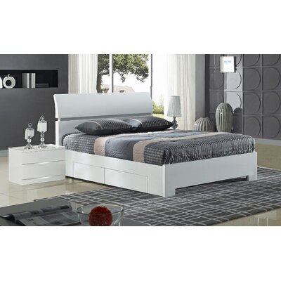Heartlands Furniture Widney King Storage Bed
