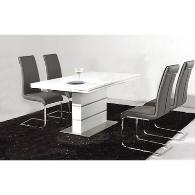 Heartlands Furniture Dolores Dining Table and 4 Chairs