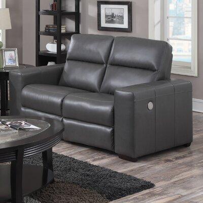 Heartlands Furniture Fiore 2 Seater Power Reclining Loveseat